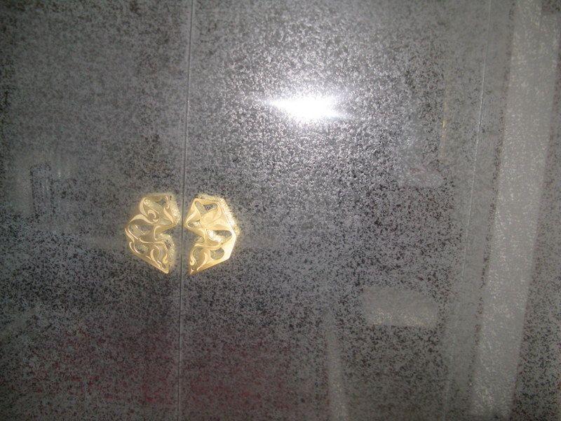 Vetrata in cristallo FONTANA ARTE 3