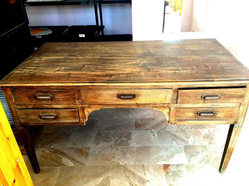 Vendo mobili in legno ufficio primi '900. 5