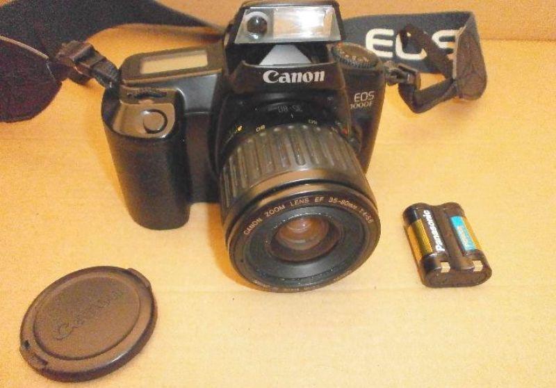Fotocamera Canon EOS 1000F 1