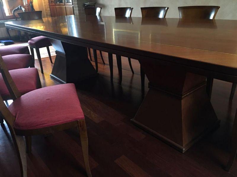 Tavolo di lusso 14 posti 3