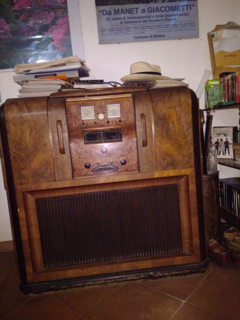 Mobile radio 1