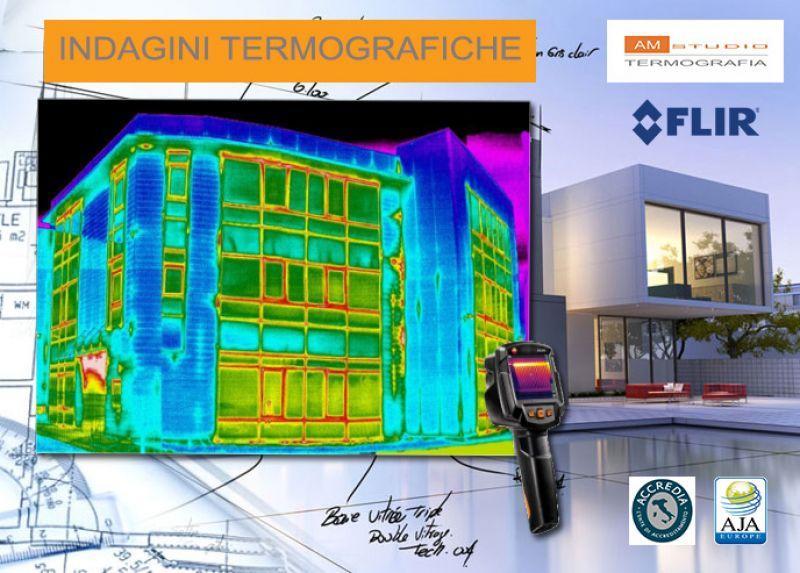Indagini termografiche certificate 1