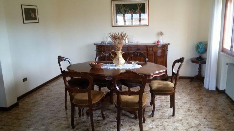 Arredamento vintage camera e soggiorno 1