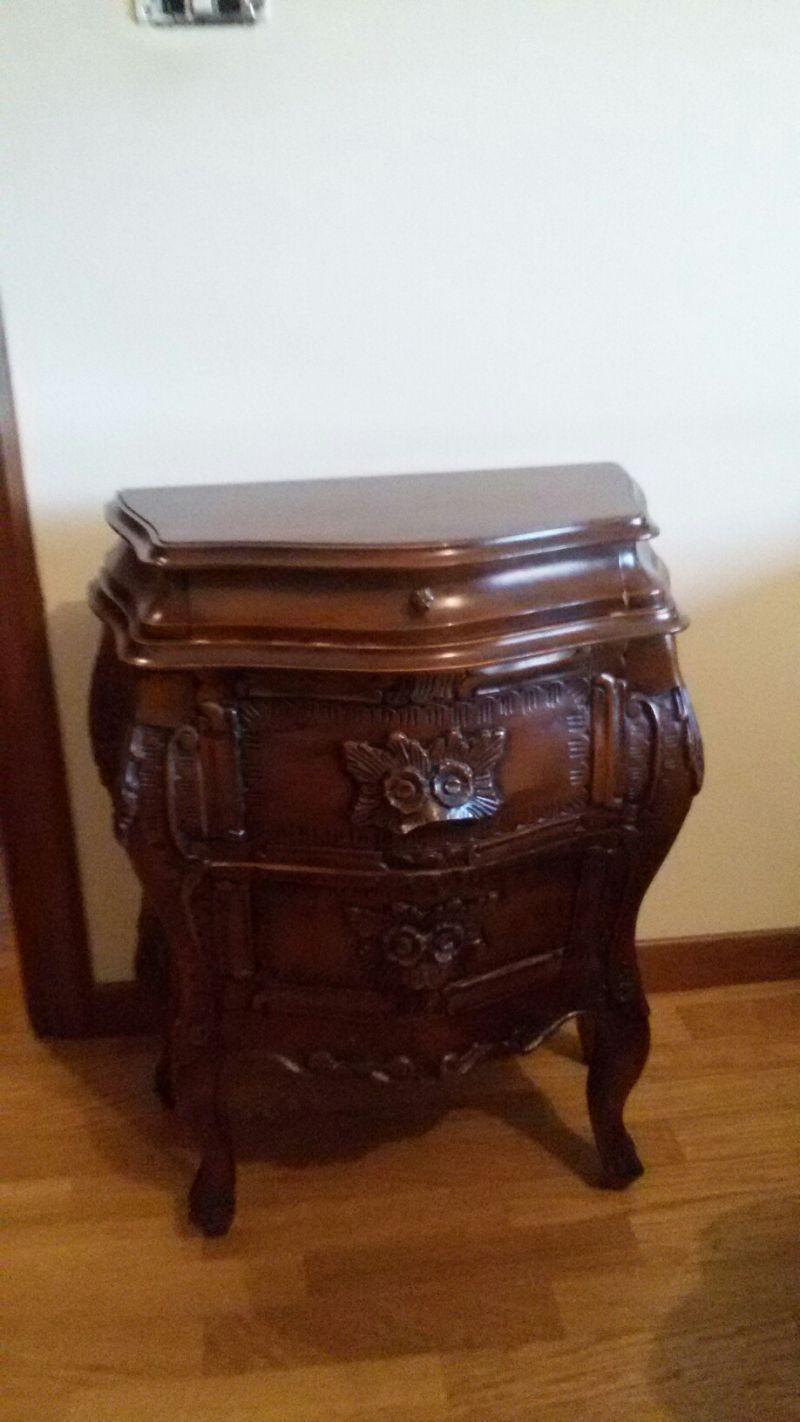 Arredamento vintage camera e soggiorno 5
