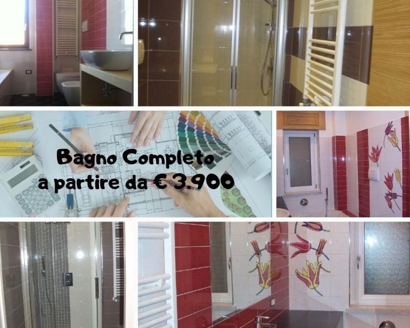 Progettazione e realizzazione il tuo bagno 1