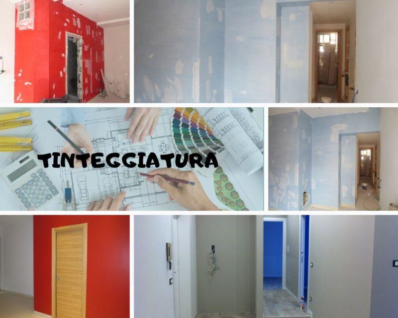Tinteggiatura della TUA casa 1