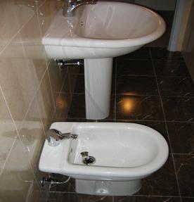 Cattivi odori nel bagno nuovo
