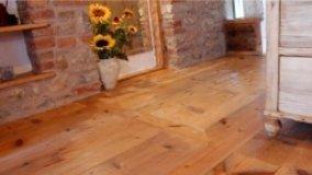 Il legno usato nell'arredamento