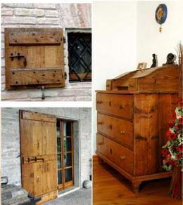Ricerche correlate a Porte legno abete usate