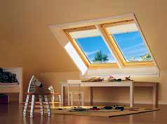 Mansarda: Finestre per tetto Velux