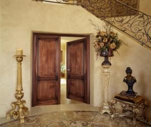 Porte da interno for Case antiche interni