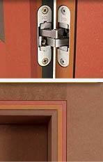 Una porta personale:dettagli particolareggiati