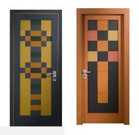 Una porta personale: alcuni esempi di porte decorate