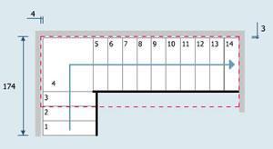Scale comode e sicure - Calcolo scale interne ...