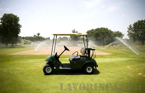 irrigazione parchi