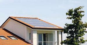 Fotovolaico ed incentivi: integrazione nel tetto