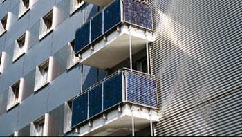 Fotovoltaico ed incentivi: montaggio su balaustra