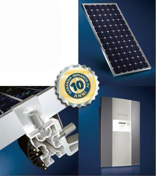 Fotovoltaico ed incentivi: garanzia decennale