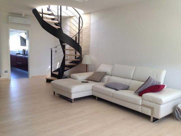 Parquet bamboo orizzontale sbiancato prefinito di Armony Floor