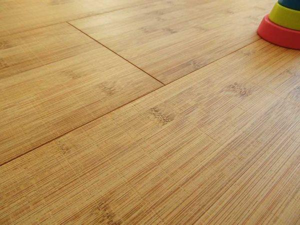 Parquet in bamboo Orizzontale Thermo Taglio Sega, made in Italy di Armony Floor