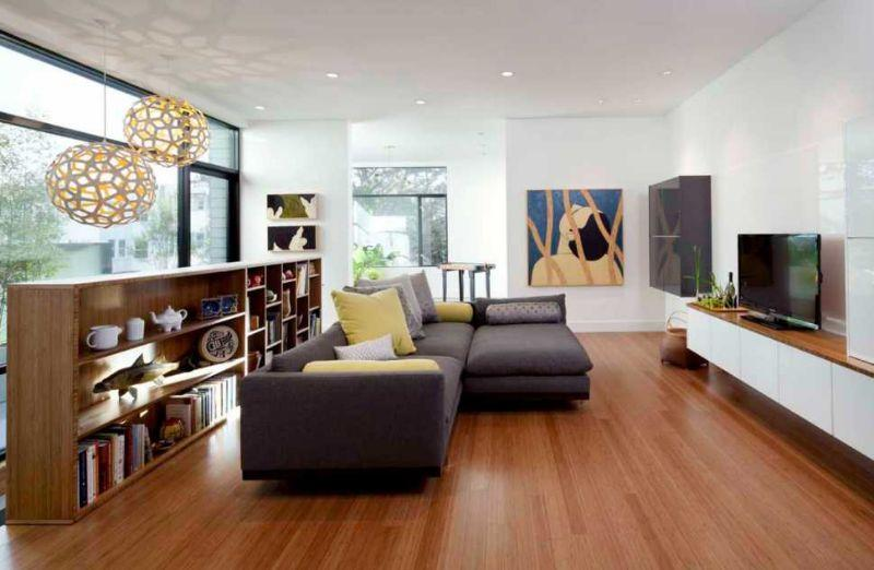 Parquet in bamboo maxiplancia di Armony Floor