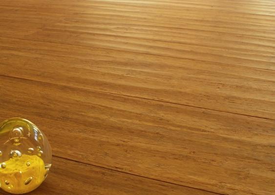 Parquet Armony Floor in bamboo, thermo piallato