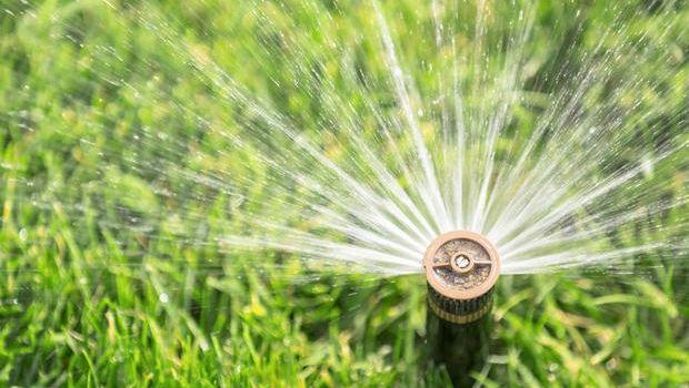 Irrigazione acqua alle piante for Sistemi di irrigazione giardino