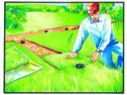 Irrigazione interrata: chiusura trincee