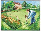 Impianto di irrigazione interrata - fasi di realizzazione
