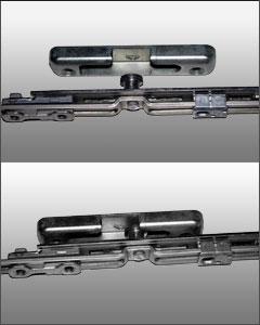 Fabbro serramenti: particolari di ferramenta