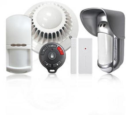Sensori allarmi wireless