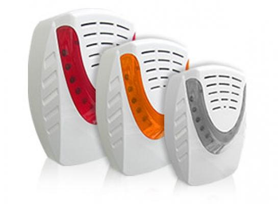 Antifurto wireless , sirene da esterno