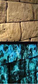 Pietre luminescenti :un rivestimento della collezione prestige luminescente