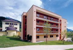 Massetti termoisolanti :esempio di edificio efficiente termicamente