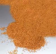 Massetti termoisolanti: il sughero in granuli componente essenziale dell'impasto