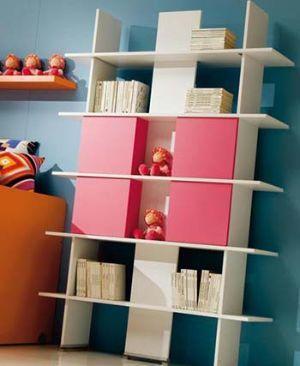 Camerette per bambini - Librerie per camerette bambini ...
