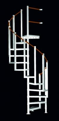 Scale Elicoidali Dimensioni Of Scala Chiocciola Usata