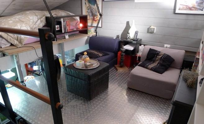 Il soppalco il soppalco - Camera da letto a soppalco ...