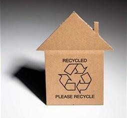 Casa.it: il riciclo e la casa verde