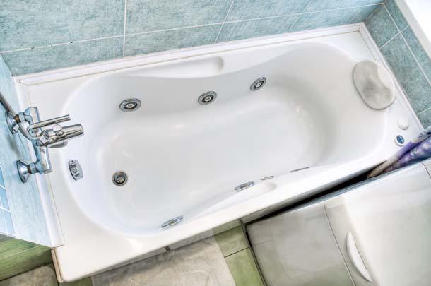 Vasca idromassaggio fai da te - Gambe vasca da bagno ...