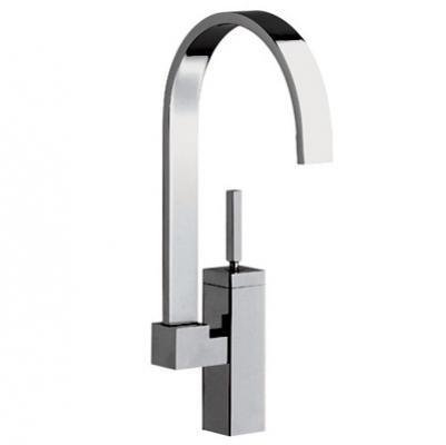 P-QUADRO SMALL rubinetto monocomando lavello di FB