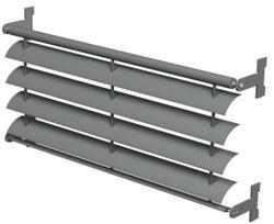 Reynaers Alluminium - Frangisole Orizzontali