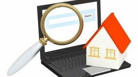 Cercare casa in Internet