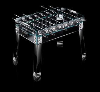 Design nei tavoli da gioco - Calcio balilla tavolo ...