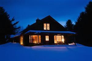 Mercato delle case per vacanze: casa in montagna