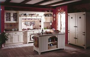 Country in cucina for Case inglesi interni
