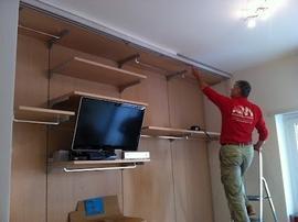Cabine armadio for Esempi di cabine armadio