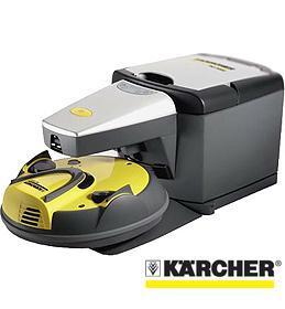 Karcher RC3000 - Aspirapolvere Autoscaricante