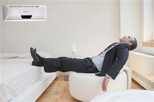 I benefici del climatizzatore