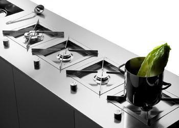 Piani cottura per tutti i gusti for Piccoli piani di casa con piano piano aperto